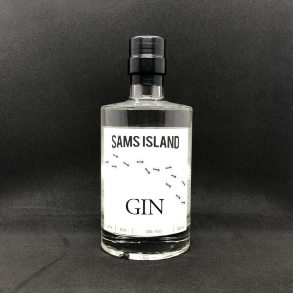 Sams Island Gin (myregin)