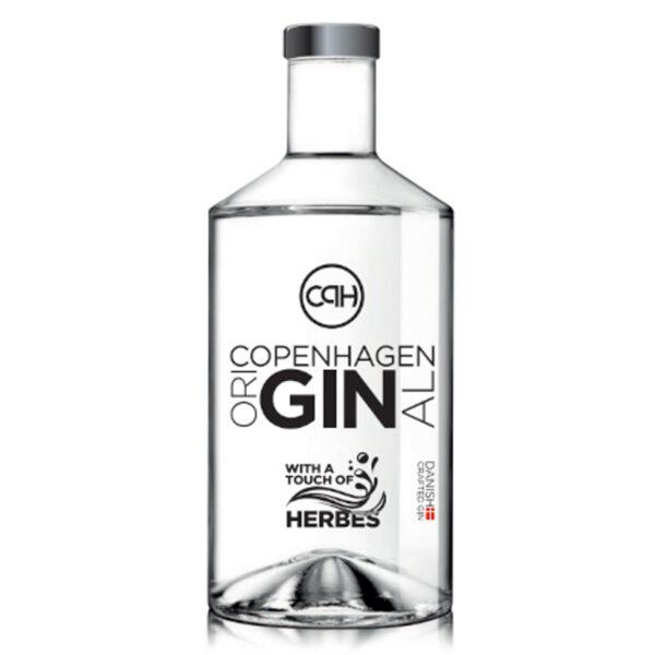 CPH Copenhagen oriGINal gin Herbs