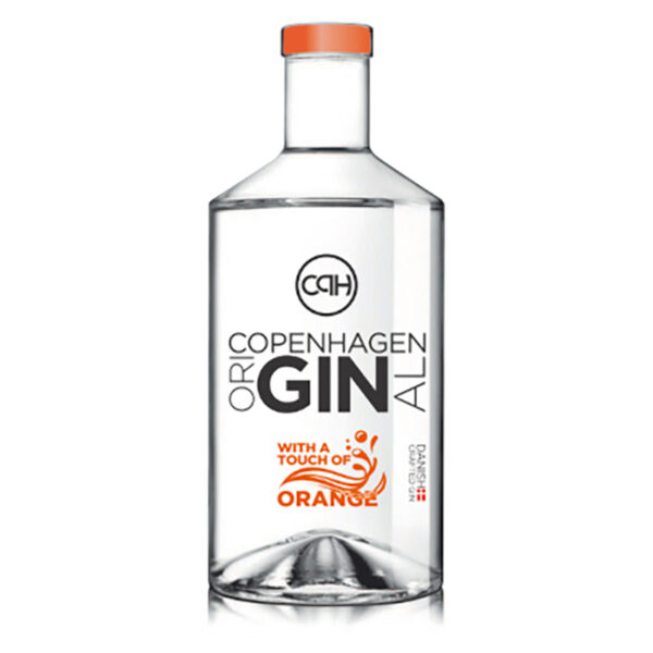 CPH Copenhagen oriGINal gin - Orange - appelsingin
