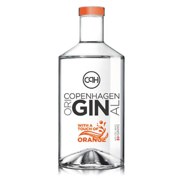 CPH Copenhagen oriGINal gin - Orange - appelsingin