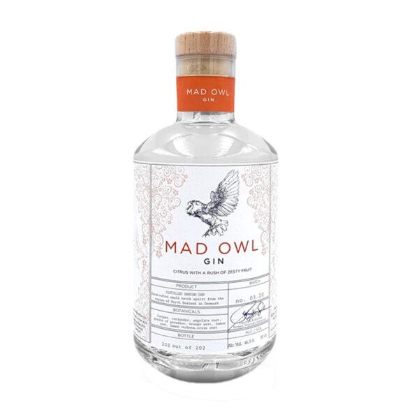 Mad Owl Gin - Citrus