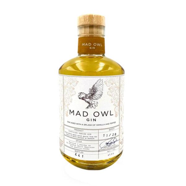 Mad Owl Gin - Oak Aged