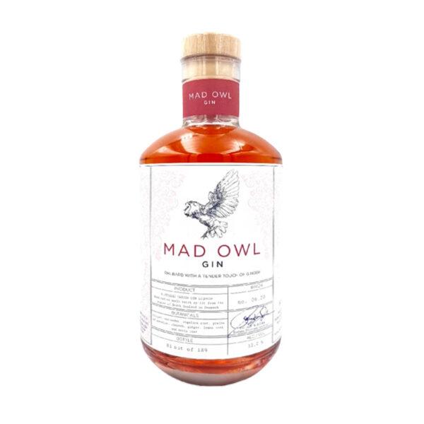 Mad Owl Gin - Rhubarb