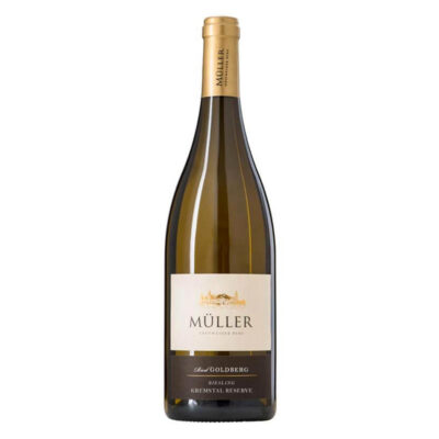 Müller Ried Goldberg Reserve Riesling