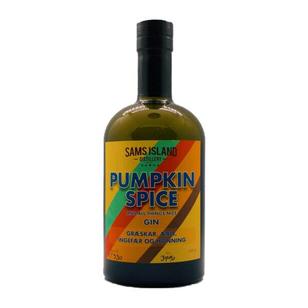 Sams Island Pumpkin Spice gin