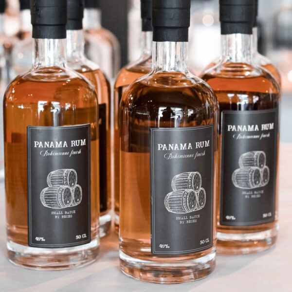 Small Batch by Bechs Panama Rum